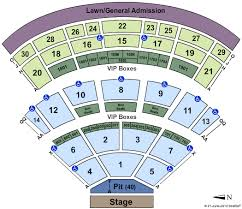 Saratoga Performing Arts Seating Chart Best Picture Of