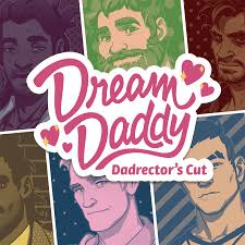 dream daddy dadrector s cut is now out for pc mac linux and ps4 it features new sidequests previously cut content and a brand new minigame for your