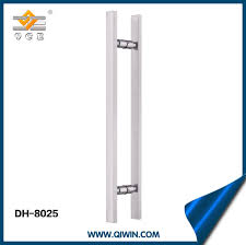 china stainless steel glass door handle dh 8025 china handle door handle
