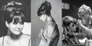 účesy 60 Let 38 Fotografií Rysy ženských účesů Jak Udělat Módní