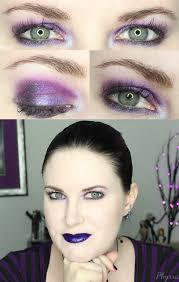 bright purple eyeshadow tutorial bright purple tutorial for hooded eyes