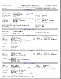 Police Incident Report Number Under Fontanacountryinn Com