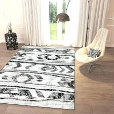 area rugs carpet rug gray large size living room extra furniture marvellous black and whit