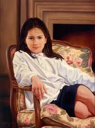 custom childrens portraits in oil nicole portrait artist rick timmons portraits by commission