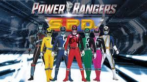 power rangers s p d features