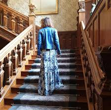 gracie opulanza benheart leather jacket florence italy bovey