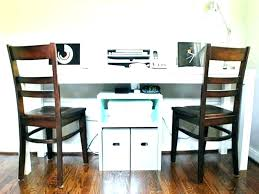 home office furniture for two. Office Desk For Two Home Desks Person Work Furniture