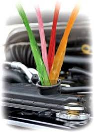 Antifreeze Color Chart Groups Of Coolants Selecting The Right Antifreeze