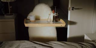 a couple of sheepskin rugs enjoy the comforts of ikea in brand s latest cute commercial