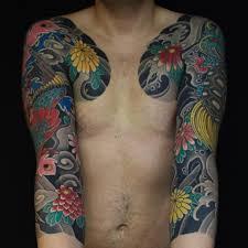 сергей буслаев мастер японской татуировки Funtattooru
