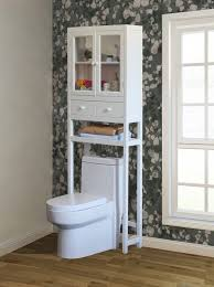 cabinets over toilet in bathroom. over the toilet cabinets in bathroom