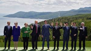 Tucker carlson slams justin trudeau, says he's the dumbest of the g7 leaders. G7 Summit In Biarritz Should Mark The Return Of The Western Alliance Financial Times