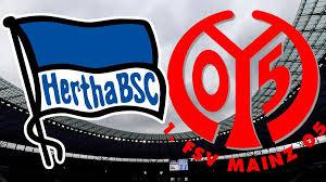 V., commonly known as hertha bsc (german pronunciation: Offiziell Spiel Von Hertha Bsc Gegen Mainz 05 Abgesetzt Sportbuzzer De
