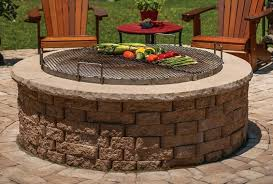 stone fire pit eagle stone fire pit instructions