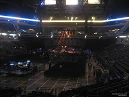 Bankers Life Fieldhouse Section 9 Concert Seating