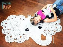animal rugs for nursery animal rugs for nursery elephant rug for nursery wonderful crochet animal rugs