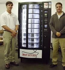 Pie Vending Machine Simple For Meat Lovers A Vending Machine Like No Other In Odenville
