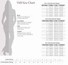 Ymi Size Chart Ymi Jeanswear Size Chart Sydne Style