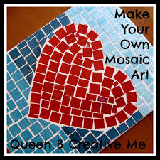 Design Your Own Mosaic Pattern Pocket Full Of Pink Making Your Own Mosaic Art Mosaic Art