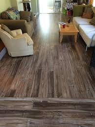 laminate and tile renovation for long branch residence high end concrete makeover flooring