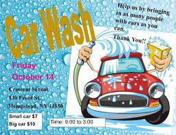Free Car Wash Flyers Designs Car Wash Fundraiser Flyers New Car Wash Fundraiser