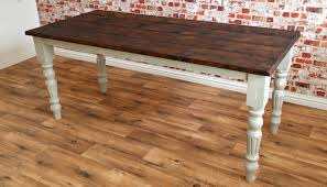 tremendeous distressed farmhouse dining table rustic french with throughout plan 3