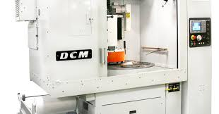rotary surface grinder. booth s-3508: the new ig 380 sd rotary surface grinder from dcm tech has a 36 in diameter table. ideal for die building or maintenance,