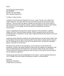 Appeal Letter Format Examples Sample Letter Of Appeal For Consideration Top Form