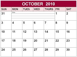 Bengawan Solo 2010 Monthly Calendar Template