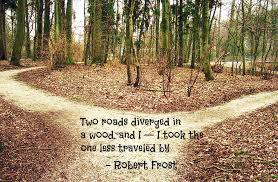 the road not taken the kolaveridi ldquothe road not takenrdquo the road not taken by doszika1 which path do you take robert frost