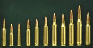 Rifle Calibres