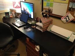 my office desk. clean_desk my office desk