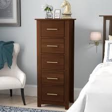 Narrow bedroom furniture Master Treville Narrow Drawer Lingerie Chest Wayfair Narrow Bedroom Chest Wayfair