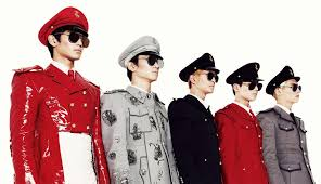 South korean boy band shinee were one of the country's biggest pop acts of the late 2000s and 2010s. Shinee Attempts To Dazzle Everybody With Latest Album Seoulbeats
