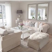 in a small space everything counts there is always a run to de clutter and make the room appear bigger