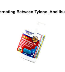 Tylenol And Motrin Alternating Chart Treating A Child S Fever