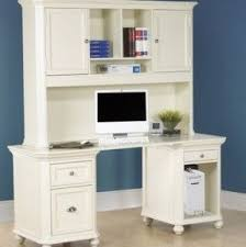 computer hutch home office traditional. Home Office Desk With Hutch White | Bungalow Computer \u0026 Traditional Desks