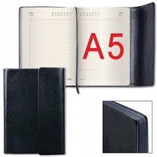 """<b>Ежедневник GALANT</b> недат. А5 148*218мм """"<b>Black</b>"""", 160л., под гл ..."""