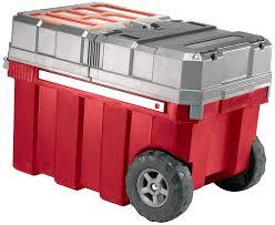 us general tool box organizer. keter new masterloader plastic portable rolling organizer tool box storage solution us general r