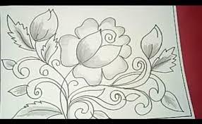 Gratis untuk komersial tidak perlu kredit bebas hak cipta. Cara Menggambar Batik Motif Bunga 44 Youtube Cute766