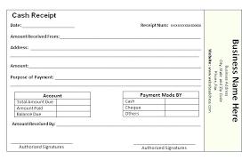 hand written receipt template received receipt format hand written receipt template free cash