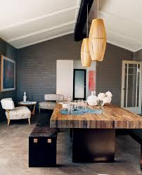 butcher block dining table. Loving The Butcher Block Dining Table And Small Breakfast Nook In Corner. H