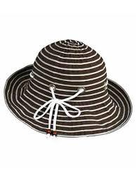 Brown Nautical Bucket Hat With Rope Hatband Women\u0027s Beach Hats \u0026 Sun \u2013 Luxury Divas
