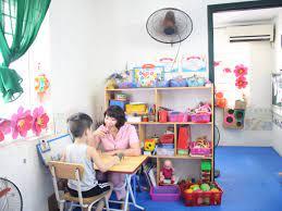 Bố trí lớp học khoa học nhằm tối ưu hóa chất lượng can thiệp cho trẻ tự kỷ  - Cơ sở vật chất của Trung tâm Sao Mai