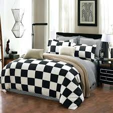 black white duvet cover king image of modern and comforter set size