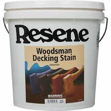 Woodsman Decking Stain Waterborne 10 Litre