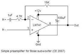 boost your factory bose subwoofer for 20 infiniti scene qx q subpreamp jpg