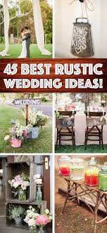 Rustic Romantic DIY Autumn Wedding On A Budget  DIYDiy Backyard Wedding Decorations