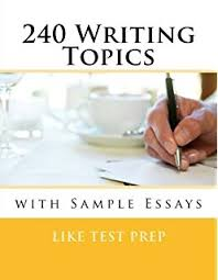 com essay writing made easy the hourglass organizer  240 writing topics sample essays 120 writing topics