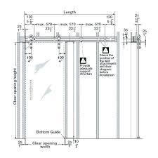 pocket door width sliding door width praiseworthy sliding glass door width standard sliding glass door size